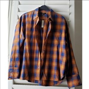 Madewell Flannel Size XL